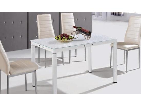 安全实用的餐桌怎么选 钢化玻璃餐桌优缺点分析