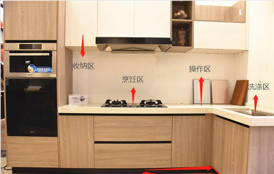 不懂设计厨房?9张厨房布局+动线设计图!告诉你厨房该怎么设计