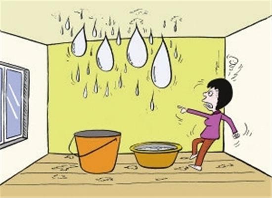 雨季防渗漏别让房屋哭泣