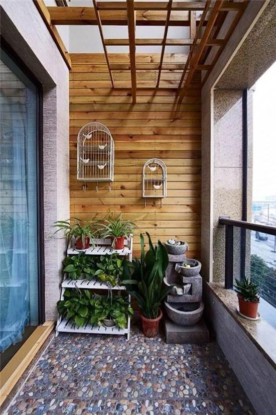 阳台内墙要不要贴瓷砖呢?大部分人都做错了!
